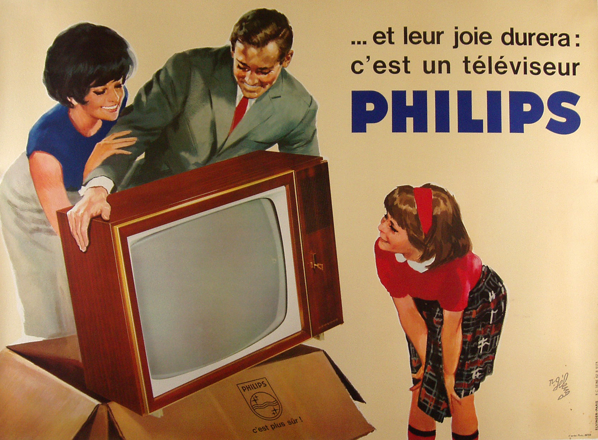 Vintage TV - Binge TV Watching